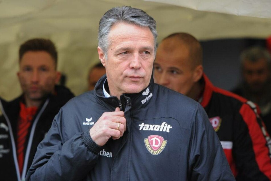 Neuhaus sauer: Dynamo-Training im Stadion verboten