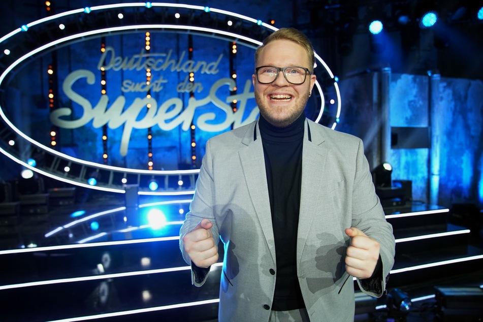 """""""DSDS""""-Gewinner Jan-Marten Block (25) wird als besonderer Gast seinen neuen Song präsentieren."""