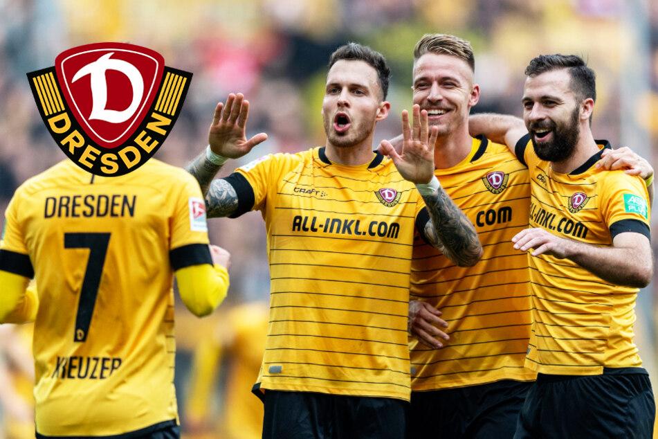 Wichtiges Zeichen für Dynamo in der Corona-Krise: Hauptsponsor erfüllt Vertrag!
