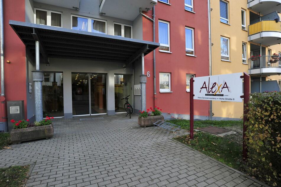 In der Seniorenresidenz Alexa auf dem Chemnitzer Kaßberg kam es am Montag zu einer Fehlplanung beim Corona-Impfen.