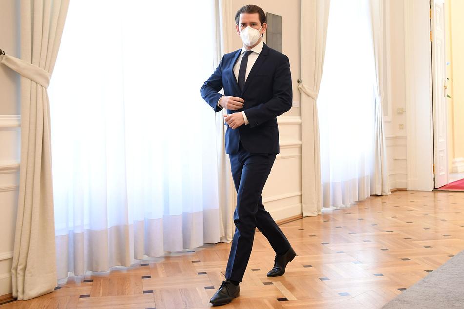Sebastian Kurz (34, ÖVP), Bundeskanzler von Österreich, wagt Öffnungen.