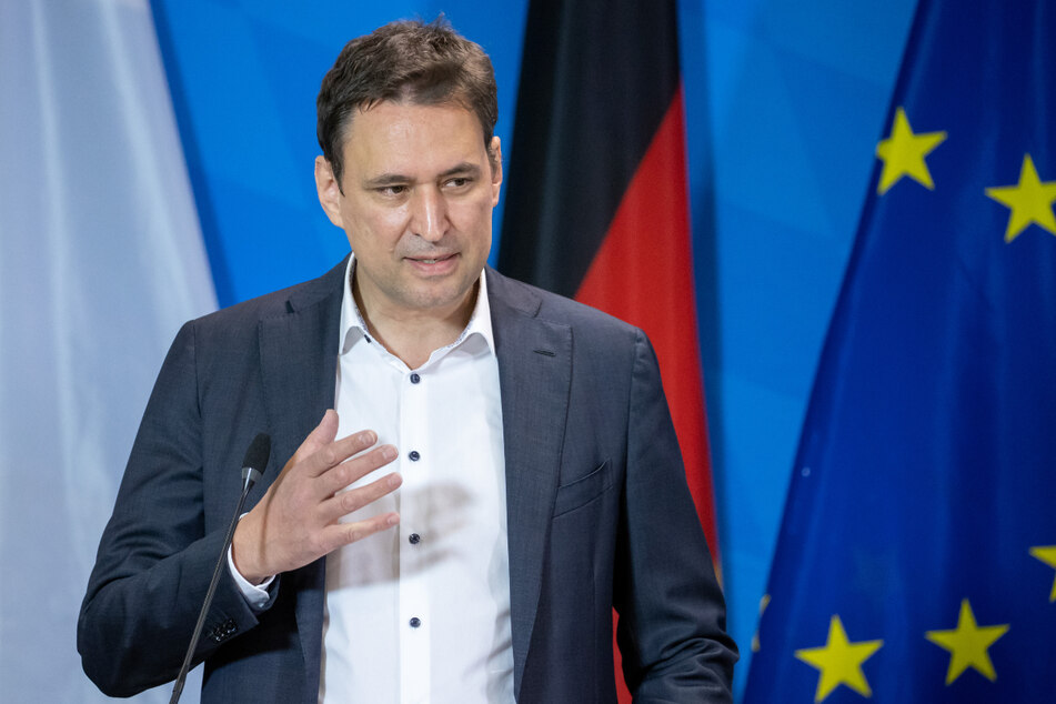 Georg Eisenreich (50, CSU) ist der Justizminister von Bayern.