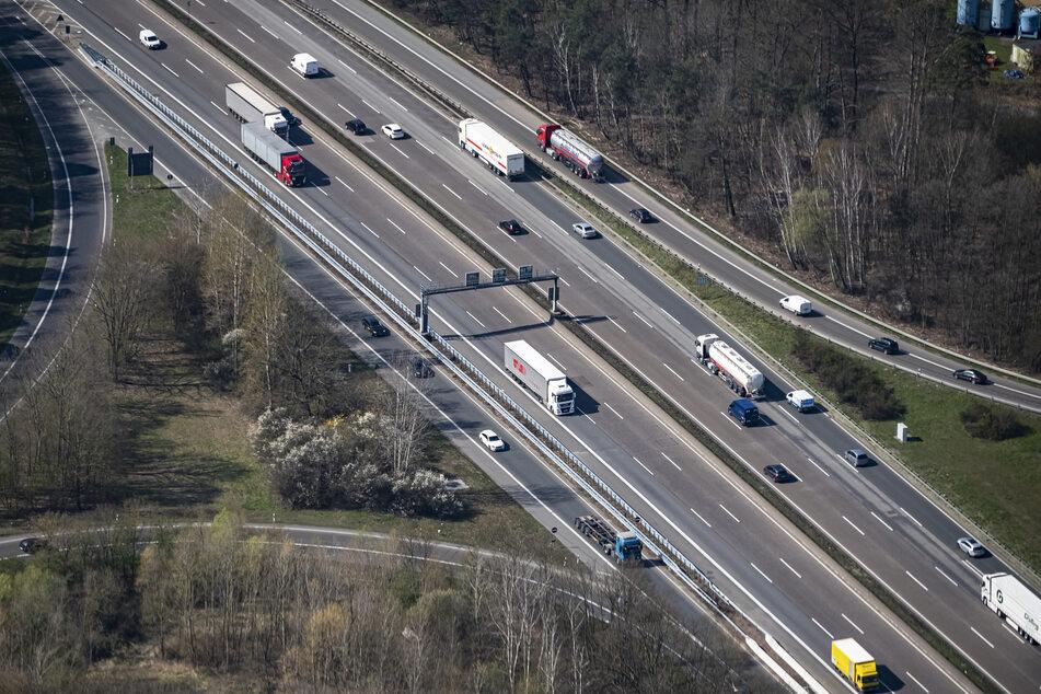 Auf einer nordirischen Autobahn fuhr eine 12-Jährige mit einem Lkw. (Symbolbild)