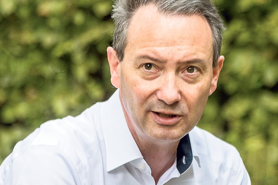 Bildungsbürgermeister Jan Donhauser (52, CDU).