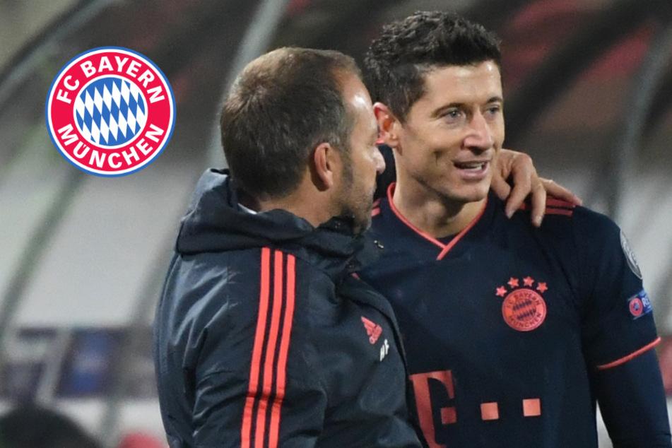 Weltfußballer 2020? Bayern-Star Lewandowski als Favorit im Rennen