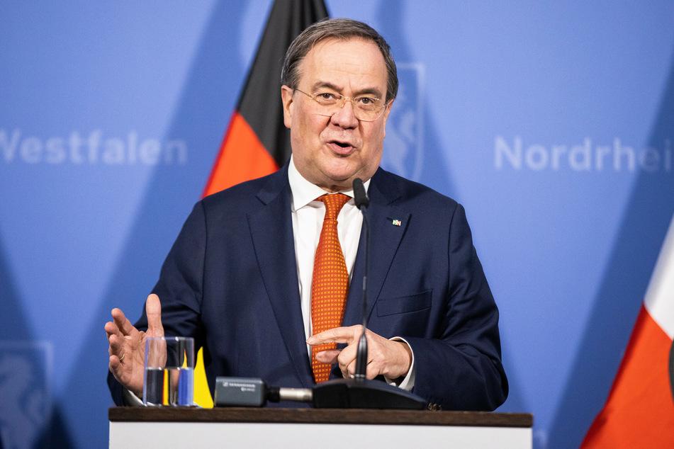 Neuer CDU-Chef Armin Laschet: Langfristiges Corona-Konzept ist schwierig