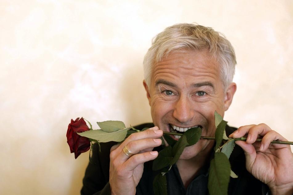 """Rote Rosen""-Darsteller Gerry Hungbauer (60)."