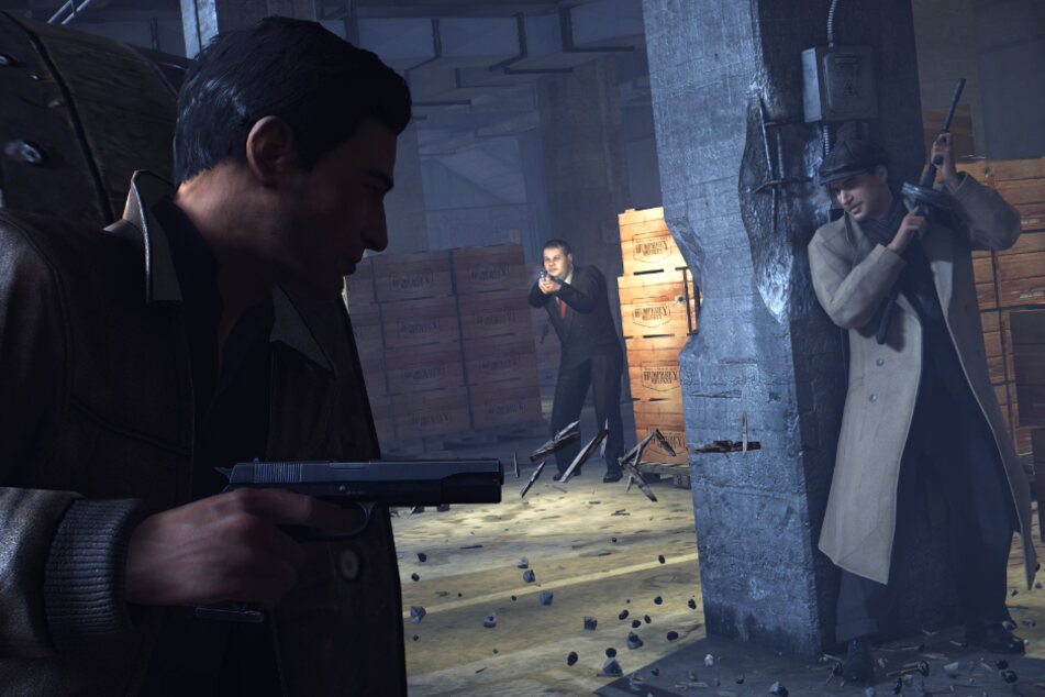 """""""Mafia 2"""" ist wieder da! Publisher 2K hat das Open-World-Epos nun als eine Art Vorgeschmack zum im August erscheinenden Remake von """"Mafia"""" veröffentlicht."""