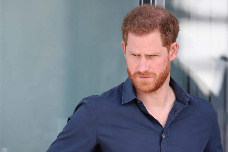 Prince Harry's friends are worried and want him to take a break from everything