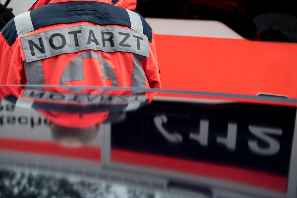 Horror-Unfall in Kieswerk: Mann (50) nach Sturz schwer verletzt