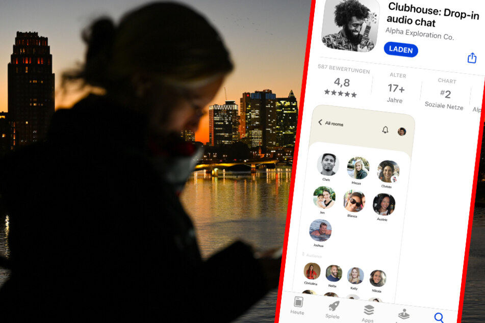 Alle reden über Clubhouse, aber was ist das eigentlich für eine App?
