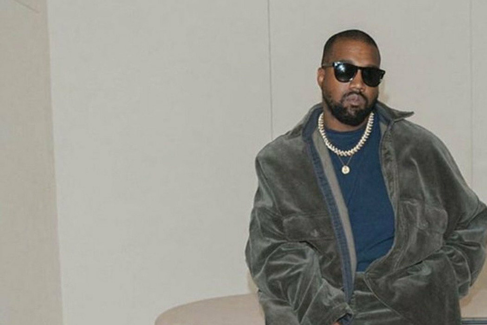 Kanye West is living at Atlanta's Mercedes-Benz Stadium while he finishes his delayed DONDA album