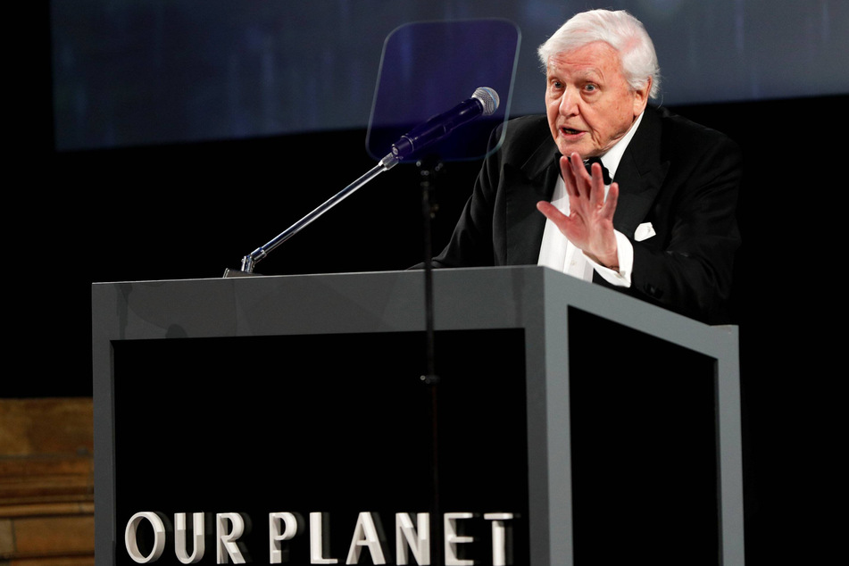 "Naturalist David Attenborough warns UN of ""biggest security threat"" ever faced"