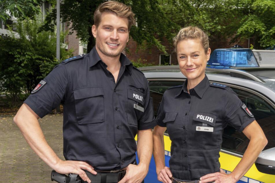 Was entwickelt sich zwischen Nick Brandt und Franziska Jung (Rhea Harder-Vennewald, 45)?