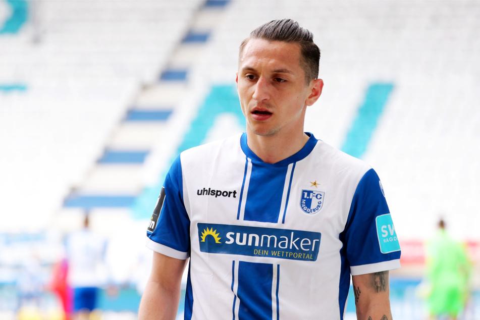Baris Atik (26) lehnte andere Offerten ab und bleibt dem 1. FC Magdeburg erhalten.