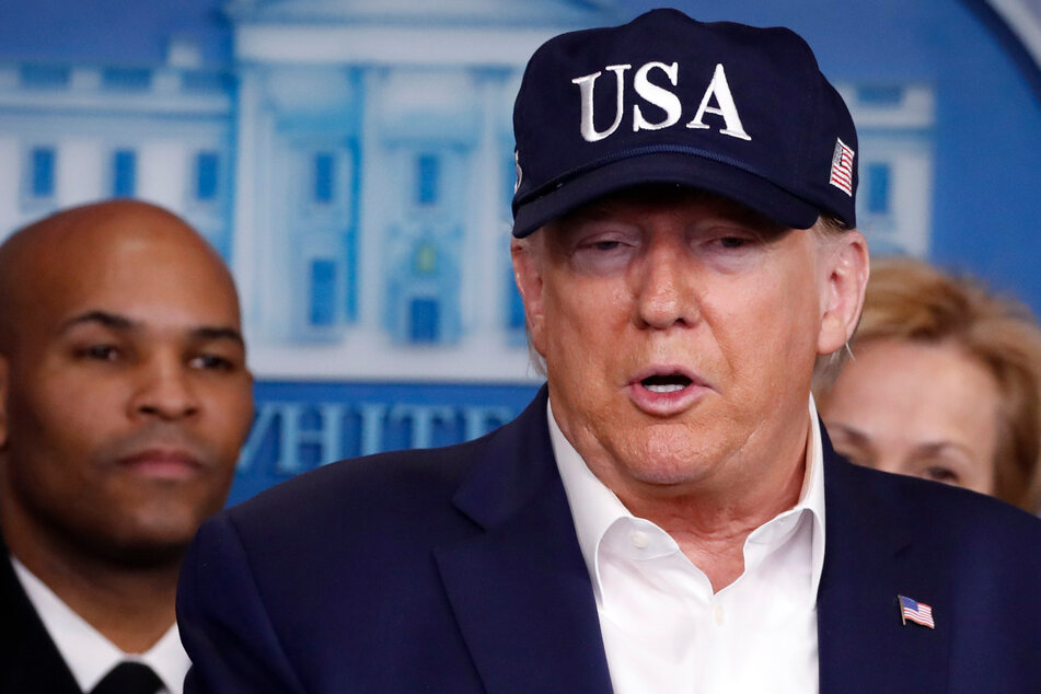 US-Präsident Donald Trump (73). (Archivbild)