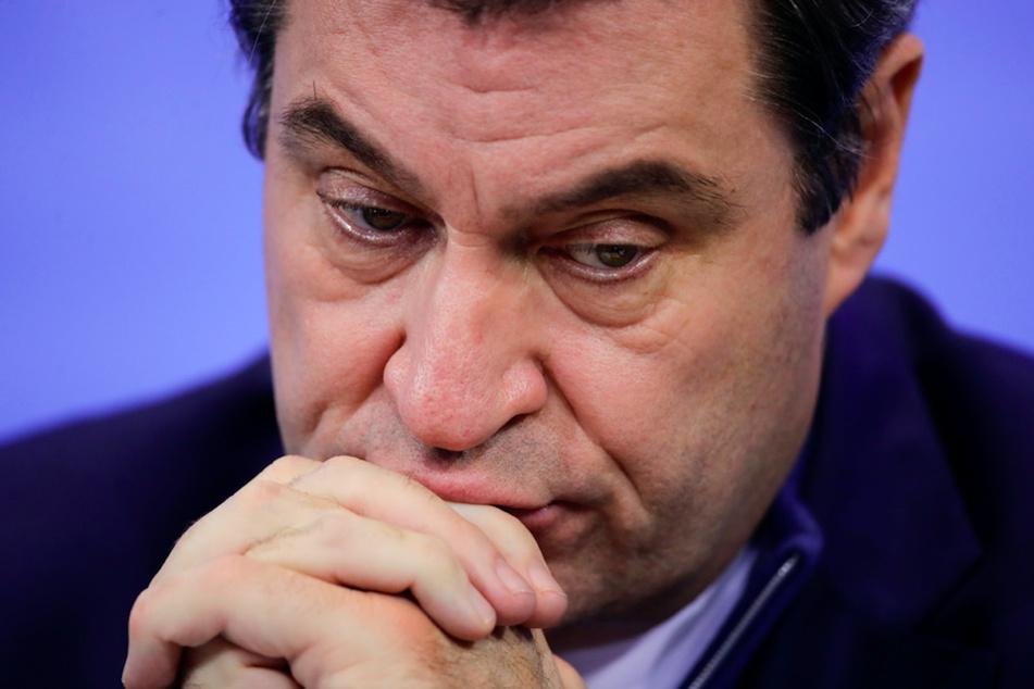 Söder appelliert zur Bundestagswahl an Parteien: Kein Wahlkampf in Corona-Krise