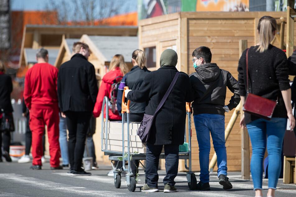 Bau- und Gartenmärkten in Mecklenburg-Vorpommern wieder offen