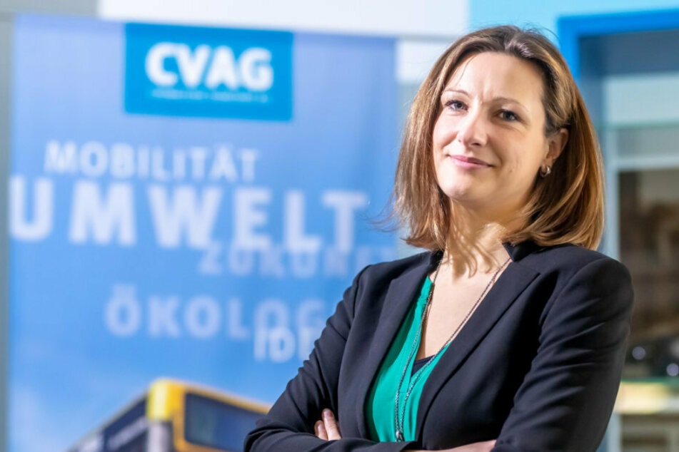 CVAG-Sprecherin Juliane Kirste.
