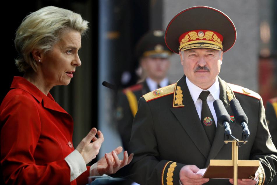 Jetzt doch: EU verhängt Sanktionen gegen Lukaschenko