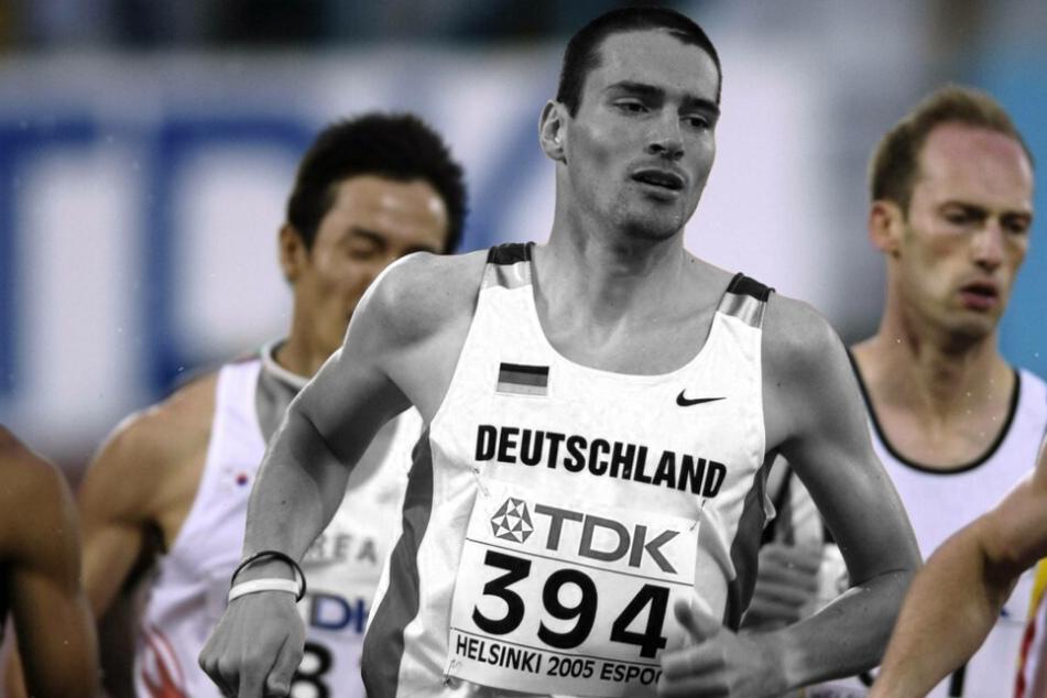Deutscher Spitzensportler René Herms stirbt, während er mit seiner Frau spricht