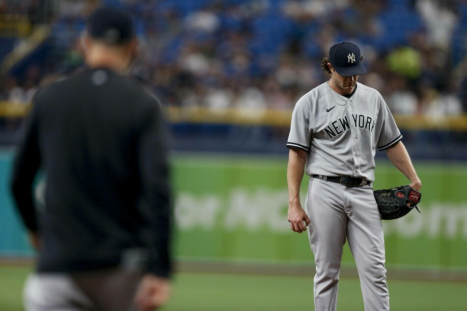 MLB: Gerrit Cole drops the ball as the Red Sox end the Yankees' season!