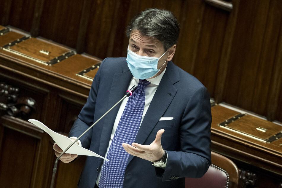Italiens Ministerpräsident Giuseppe Conte hat neue Corona-Maßnahmen für sein Land erlassen.