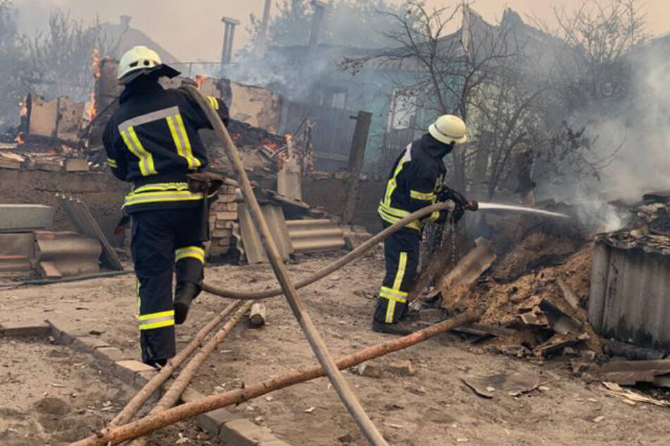 Feuer-Hölle! Mehrere Tote bei Großbrand in Kleingartensiedlung