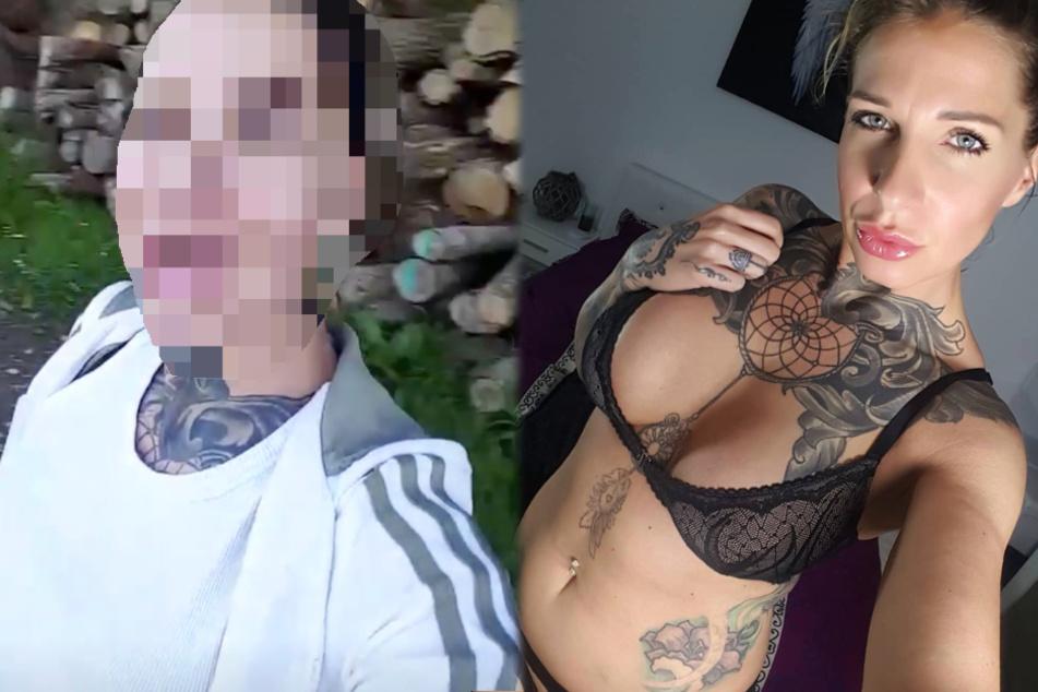 Erotik-Model ungeschminkt: So sieht Samy Fox am Morgen aus