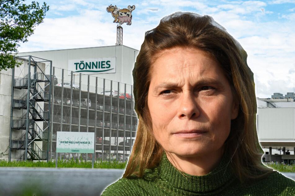 Sarah Wiener schockiert über Zustände in Tönnies-Fabrik