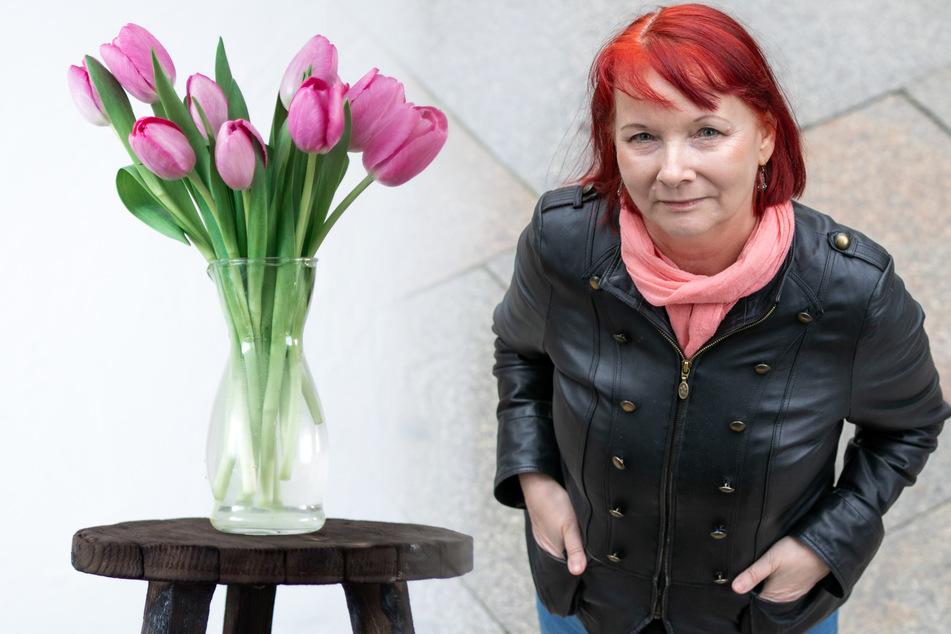 """""""Glück ist jetzt für mich, Glück mit anderen zu teilen"""": So geht's Sabine Ebert im Lockdown"""