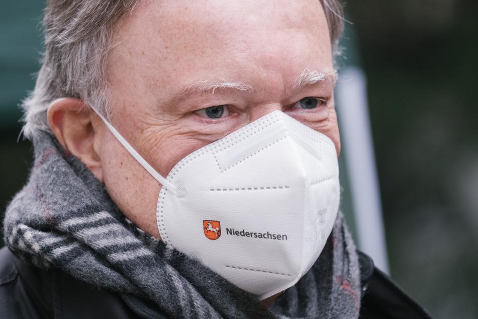 Niedersachsens Ministerpräsident Stephan Weil (62, SPD).