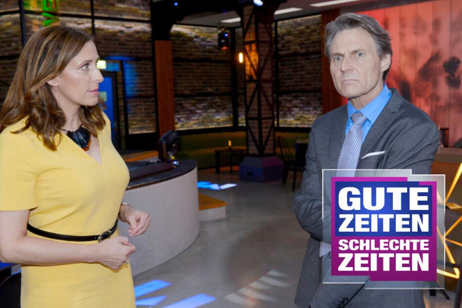 GZSZ: GZSZ: Felix attackiert Gerner brutal im Mauerwerk!
