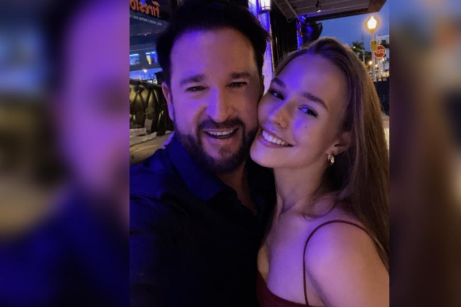 Laura Müller (20) und Michael Wendler (48) zeigen sich auf Instagram glücklich, doch was steckt wirklich hinter der Fassade?