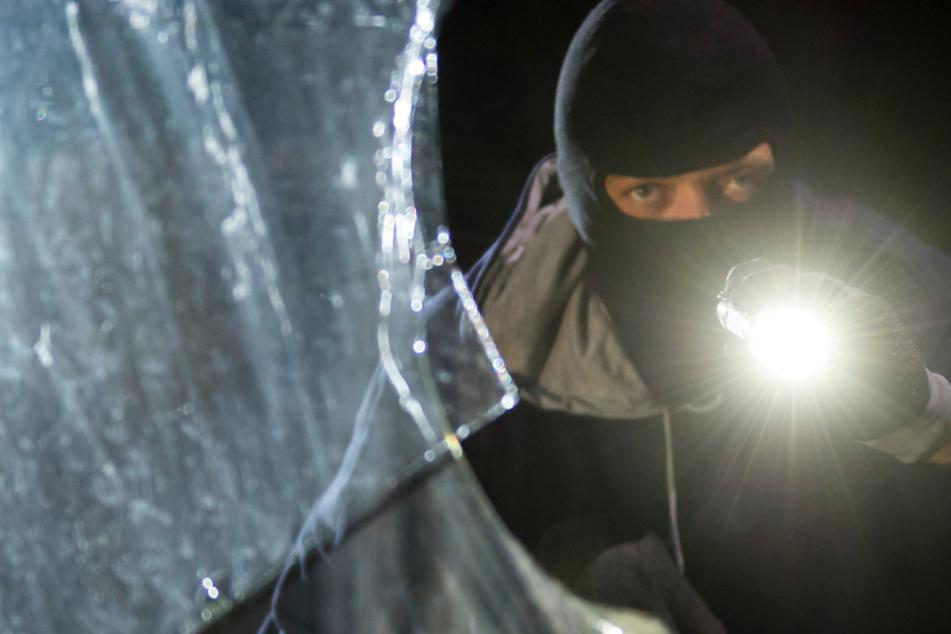 Ein Einbrecher wurde in Worms zum Opfer seines eigenen Erfolgs (Symbolbild).