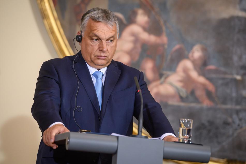 Viktor Orban (58), Ministerpräsident von Ungarn