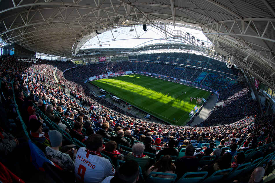 Wird RB Leipzig bald wieder vor Zuschauern spielen dürfen?