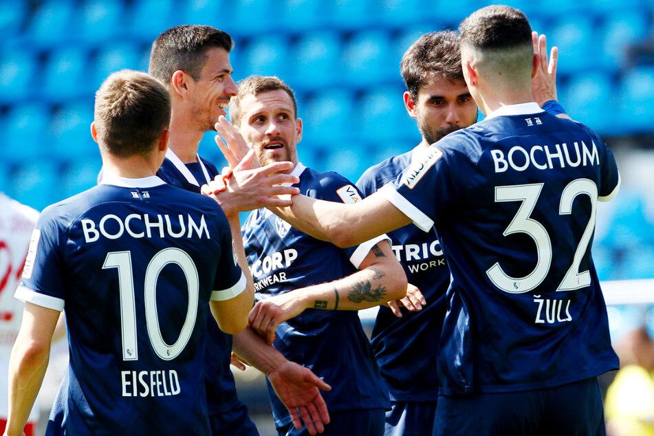 Der VfL Bochum kann alles klar machen und in die 1. Bundesliga aufsteigen.