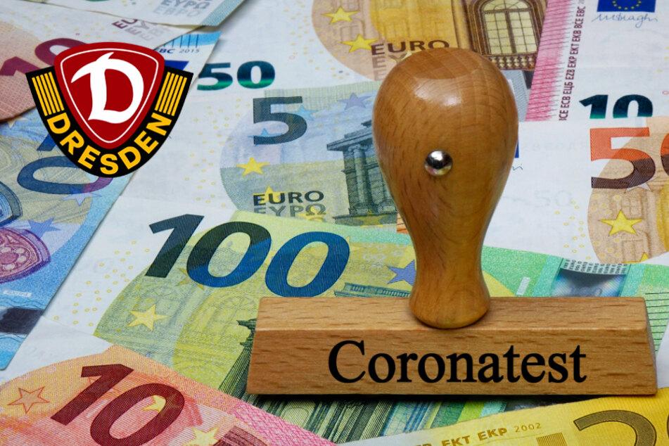 Dynamo: 200.000 Euro für Corona-Tests: Viel mehr als ein Spieler-Gehalt!