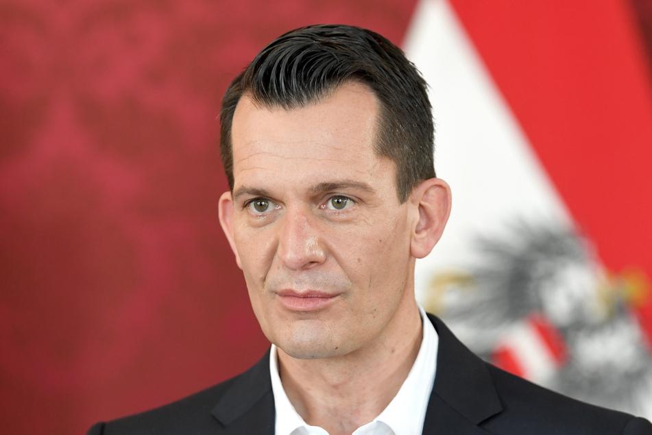 Österreichs Gesundheitsminister Wolfgang Mückstein (46).