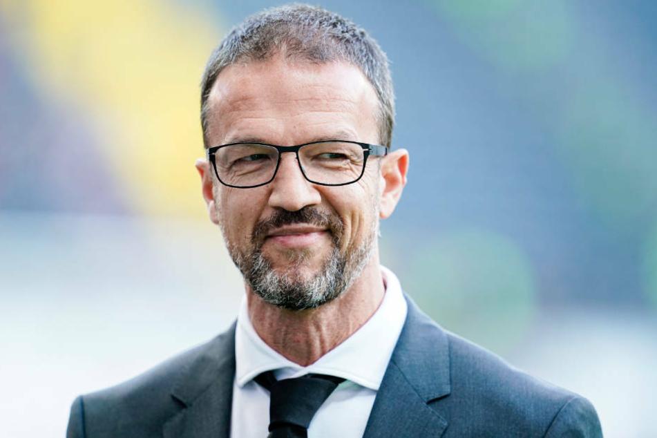 Fredi Bobic (49) freut sich auf sein Wiedersehen mit dem VfB Stuttgart. (Archivbild)