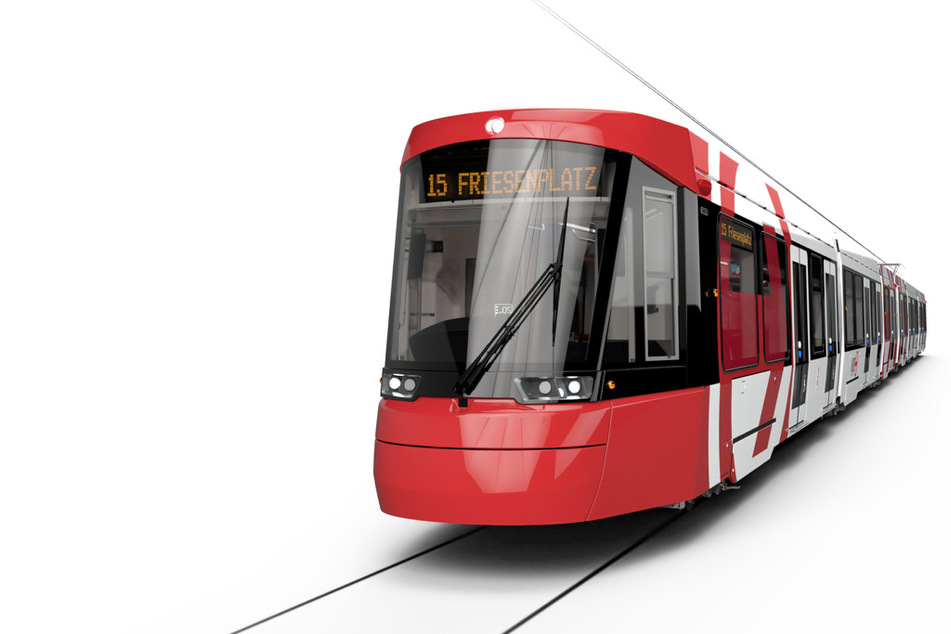 Kölner Verkehrsbetriebe: 64 neue Straßenbahnen ab 2023!