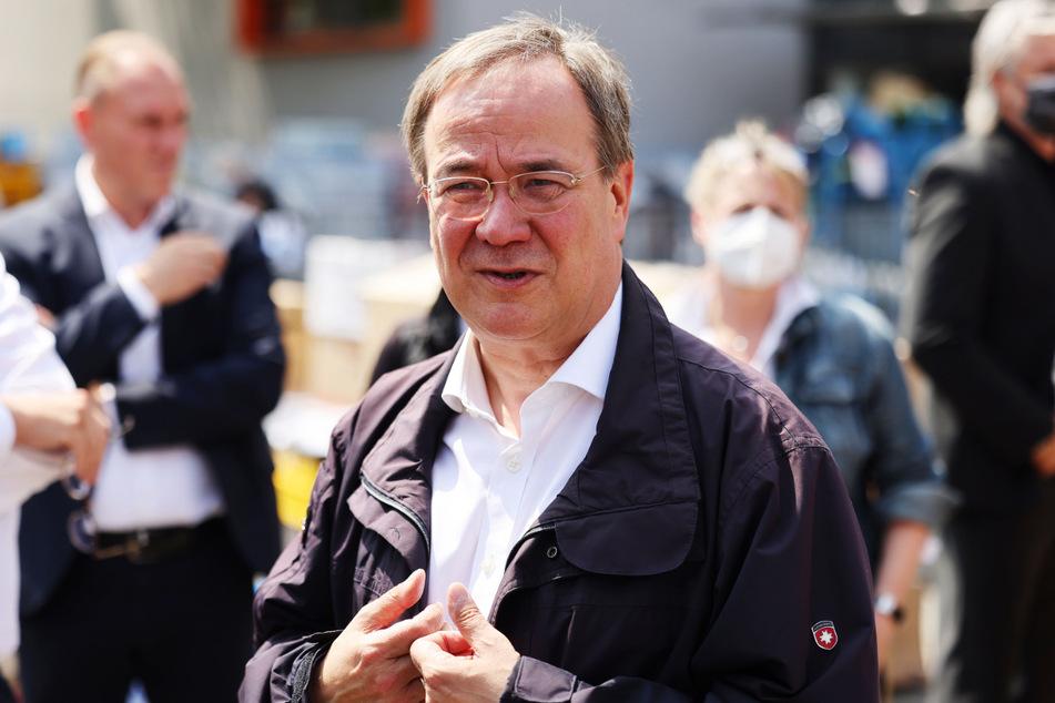 Armin Laschet (60, CDU) steht wegen seiner Klimapolitik in der Kritik.