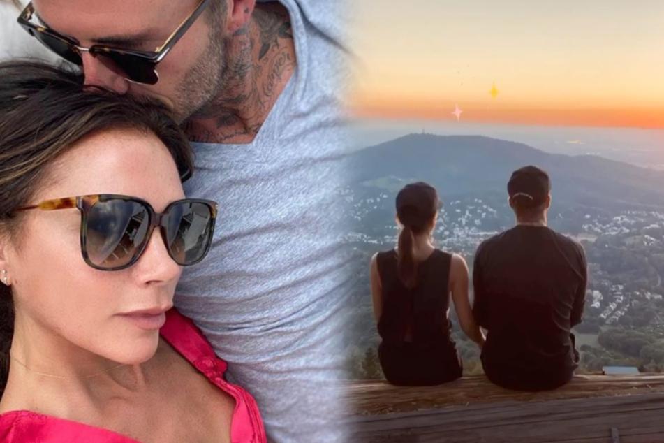 Weltstars im Schwarzwald: Die Beckhams machen Urlaub in Deutschland