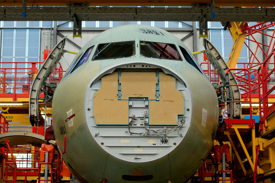 Corona-Ausbruch bei Airbus! Quarantäne für rund 500 Mitarbeiter