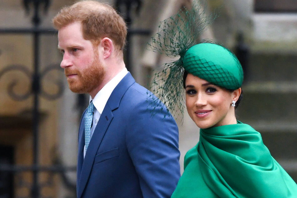 Didn't see that coming: Harry and Meghan accused of plagiarism!