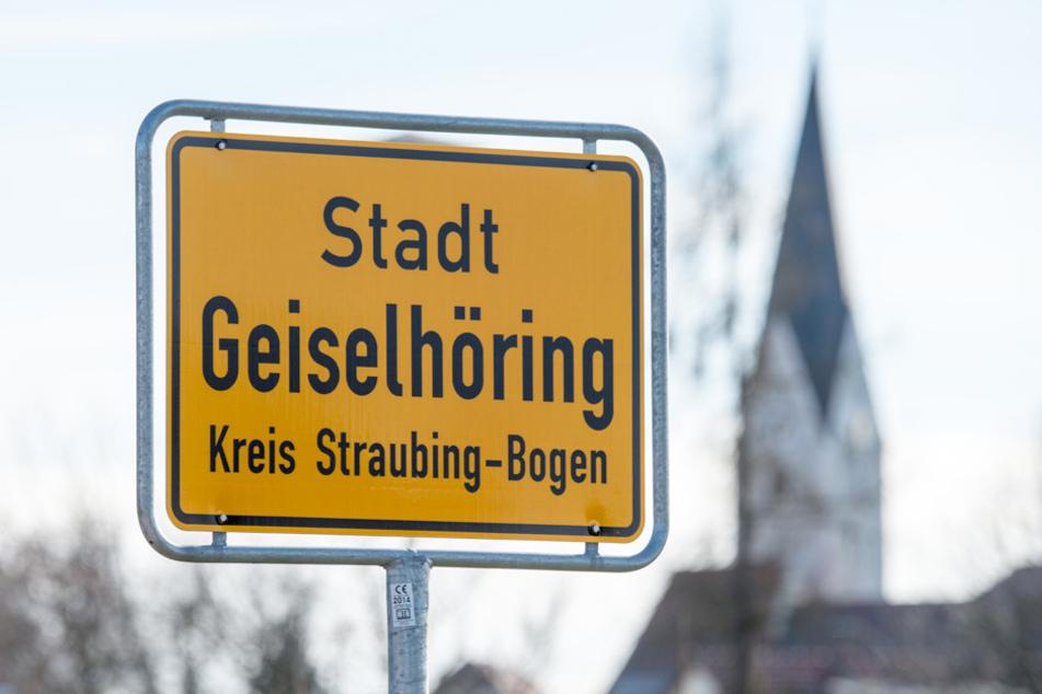 Der Vorfall ereignete sich in Geiselhöring, im Landkreis Straubing-Bogen. (Archiv)