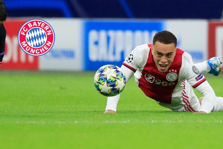 FC Bayern: Dieser Youngster (19) sorgt für Ärger mit FC Barcelona