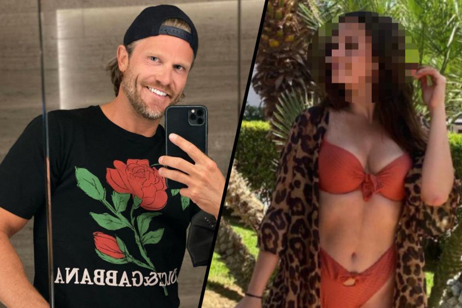 """Er nennt sie """"Schatz"""": Ist diese Bikini-Schönheit die Neue von Paul Janke?"""