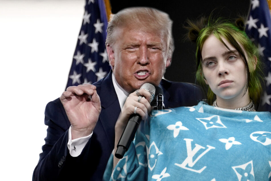 Billie Eilish lashes out at Trump: pop star wants to take down US president